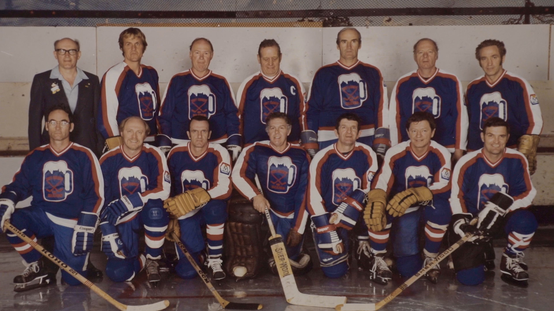 Remembering The 1978 Swift Current Old Timers Hockey Game Vs