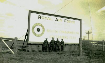 RAF Aerodrome – The Story of the Swift Current Airport
