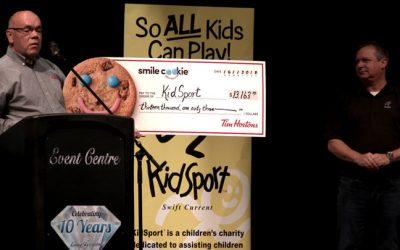KidSport Fundraiser Benefits Swift Current Youth