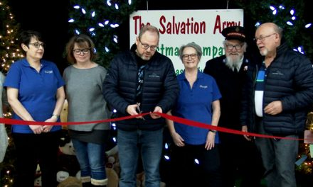 Salvation Army Launches 2018 Christmas Campaign
