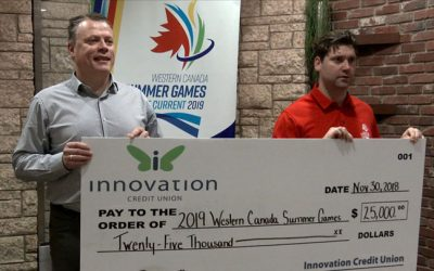 Innovation Invests In The Western Canada Summer Games