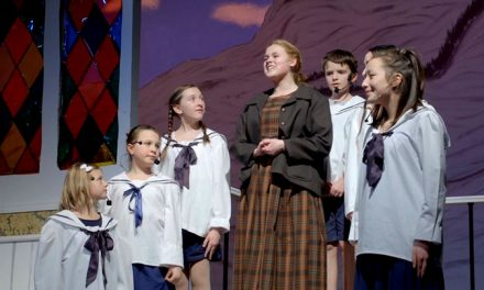 The Sound of Music on the Swift Current Stage