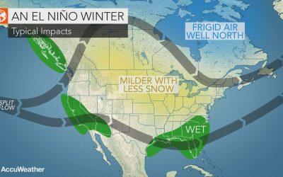Weak El Nino a Factor in Southwest Saskatchewan Weather