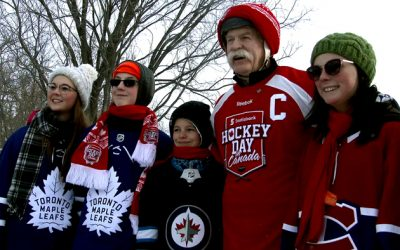Swift Current Hosts Hockey Day In Canada