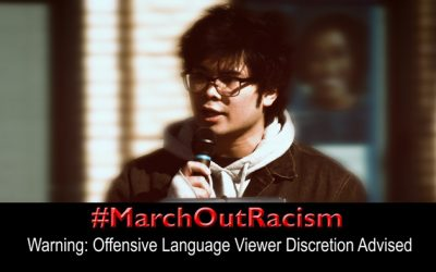 March Out Racism Rally in Swift Current