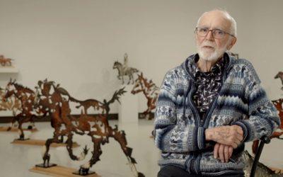 Remembering Saskatchewan Artist Joe Fafard