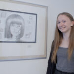 Chinook Students Featured in High School Art Show